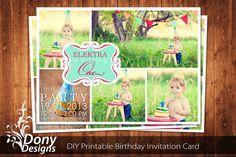 Photoshop Birthday Invitation Templates Free Download