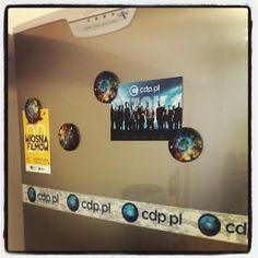 """Obserwujcie nasz profil - pokażemy Wam trochę cdp.pl """"od kuchni"""" ;)"""