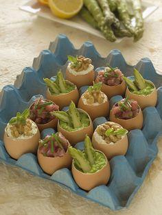 Uova, agnello e cioccolato: tre ingredienti per il pranzo di Pasqua