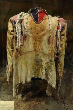 Man's shirt, Siksika-Glenbow Museum