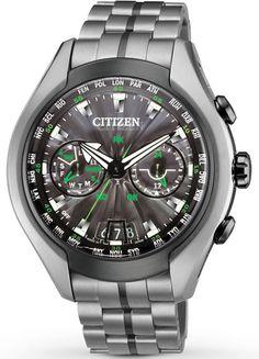 CC1055-53E, CC105553E, Citizen satellite wave air watch, mens