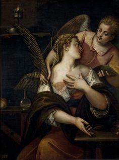Carletto Veronese - S. Agata (1590-93) - Pau NG