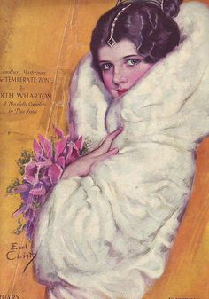 Earl Christy, magazine cover, 1924