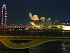 Ночной/вечерний Сингапур - это что-то...