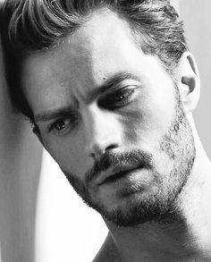 He looks sad! I want to hug him! Jamie Dornan, Pretty Men, Gorgeous Men, Dakota Johnson Movies, Fifty Shades Of Grey, 50 Shades, Actor Studio, Mr Grey, Look Into My Eyes