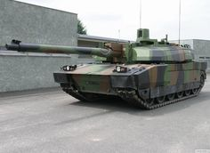 AMX-56 Leclerc - France