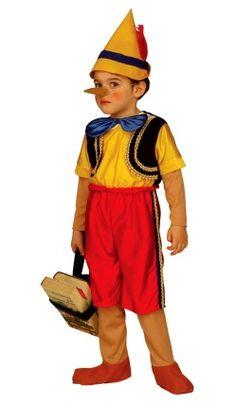 Deguisement De Pinocchio