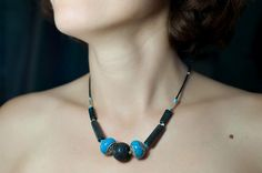 Azur  Necklace ANE032  http://www.ortutraders.com/