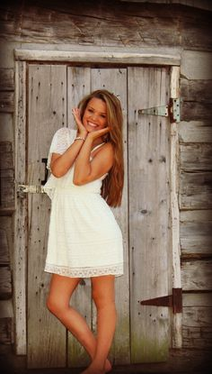 So much fun, but so adorable! Nothing wrong with messing around a little bit during your session! #seniorpictures