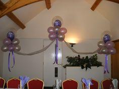 Cloud 9 balloon decoration