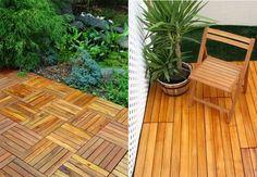 Modular Deck Tiles