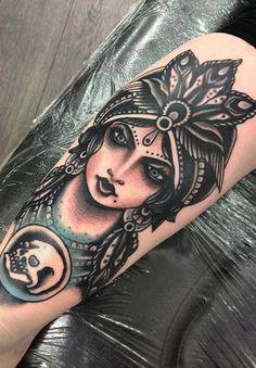 tattooartclub.com wp-content uploads 2015 06 mysterious-gypsy-and-skull-tattoo-500x720.jpg