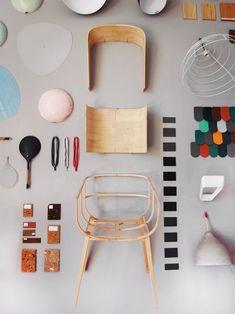 benjamin hubert: materiality at DMY berlin 2011 Material Design, Tool Design, Design Process, Design Model, Ci Design, Furniture Projects, Furniture Making, Home Furniture, Furniture Design