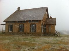 Schoharie Dutch Barn Chapel| Heritage Restorations