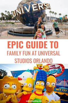 There's so much to do at Universal Studios, it may feel overwhelming! Lucky for you, we've created an epic guide that covers all you need to know and how to plan for the epic adventure of lifetime. Start planning and read all about it on our blog! #UniversalStudios #HarryPotter #OrlandoFlorida #AdventureVacations #FamilyAdventure #OutdoorFun #FamilyRoadTrip #USRoadTrips #FamilyTravel