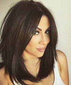 50+ Women Medium Length Hair Cut and Color Inspiration