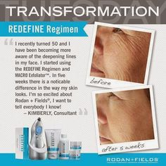 five for FRIDAY - REDEFINE!