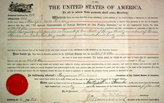 """How to Find a Land Patent. Did someone in your family homestead a 160 acres of ground during the late 1800's or early 1900's? There is a simple and free way to find out. Even better, you can use Google Earth to fly to the farm your grandpa or great grandpa homesteaded see where it was. This """"How To"""" video and newsletter will show you how. http://www.heritagecollector.com/Newsletter/Newslist.htm"""