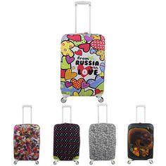 รววทดทสดของ Luggage Cover Protector Suitcase Covers...