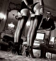 Gorgeous  Helmut Newton