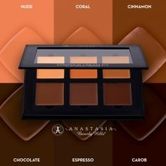 NEW! Anastasia Beverly Hills Spring 2015 Contour Cream Kit-Deep $40.00 Contouring and highlighting creams to dramatically sculpt and enhance your features. Creams have a rich, blendable texture ideal for heavy highlight and contour.