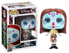 Nightmare Before Christmas: Day of the Dead Sally by POP! Vinyl -- Awesome products selected by Anna Churchill