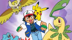 Full review of Pokemon Johto League Champions Complete Collection on DVD with info on special features, image quality, and Pokemon anime season order.
