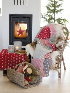 Ideas prácticas (y muy bonitas) para guardar los textiles del salón
