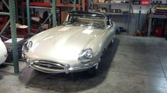 Jaguar after modification and/or restoration by Monise Auto Restoration. Visit this section to see stunning photos with complete step by step build photos.
