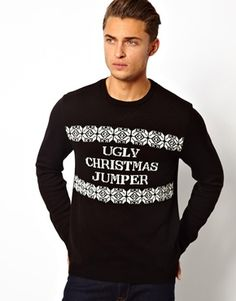 Ugly Christmas Jumper.