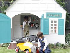 21 cool cubby houses and awesome play houses