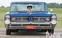 1964 Pontiac GP Pro Street