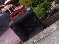 Only in Avondale!  One mans #Trash is another mans #Letterbox