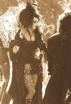 #Goth Girl  #goth