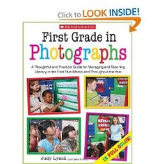 Another great book of photographs. This is a great book to help with setting up and planning for your classroom.