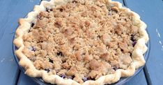 Homemade pie is epic.  Homemade pie when you pick your own fruit is epic to power of ten. It tastes better knowing you have the ... Saskatoon Berry Recipe, Banana Carrot Muffins, Pick Your Own Fruit, Homemade Pie, Taste Of Home, Carrots, Berries, Desserts, Recipes
