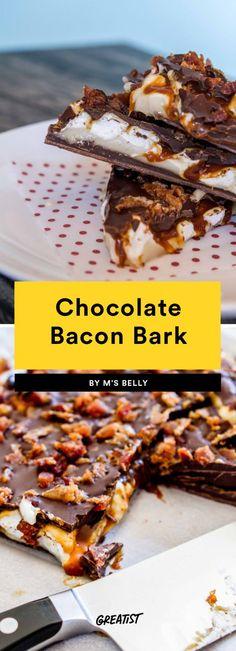 Chocolate Bacon Bark
