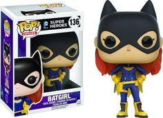 POP! DC HEROES: BATGIRL OF BURNSIDE VINYL FIGURE