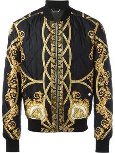 VERSACE . #versace #cloth #jacket