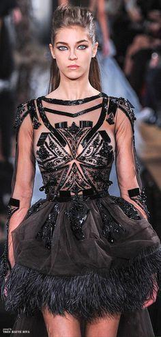 #Paris Fashion Week Valentin Yudashkin Fall/Winter 2014 RTW