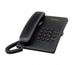 TELEFON PANASONIC KX-TS500PDB CZARNY