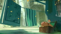 Pig Box : 2013 - Directed by Ta-Wei Chao, Tsai-Chun Han. Very cute story about a little bluebird that tries to snuggle with a porcupine on a cold day. Very nice artwork and a little twist at the end of this short makes this simple little story stand out.