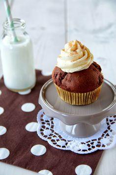 Die Glücklichmacherei: Herbstliebe 〖Lebkuchen-Cupcakes〗