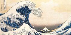 Katsushika Hokusai - Die Woge