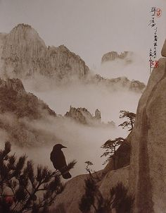 Photographs That Resemble Traditional Chinese Paintings by: Don Hong-Oai.