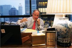 Steve Schwarzman, CEO of the Blackstone Group, knows how to get a deal done. Investment Firms, Glamour Shots, Billionaire, Ny Times, Investing, Net Worth, Originals, Instagram Posts