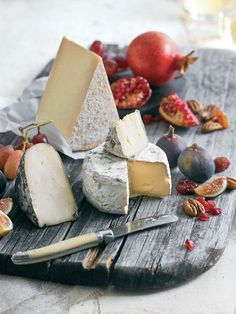 De perfecte kaasplank voor de winter! Dat worden weer vele avonden lekker genieten!