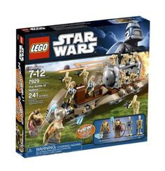 LEGO Star Wars The Battle of Naboo 7929 LEGO,http://www.amazon.com/dp/B004478GNS/ref=cm_sw_r_pi_dp_H5oEtb0RRNYPE6B8