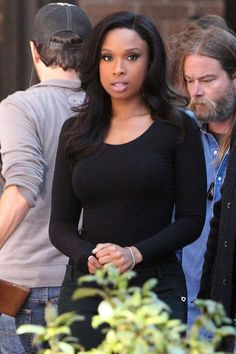 Jennifer Hudson Photo - Super slimmed down star Jennifer Hudson films a Weight Watcher commercial in Los Angeles