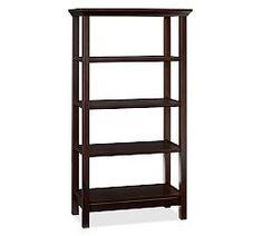 Bookshelves, Book Shelves & Cabinet Furniture | Pottery Barn $599